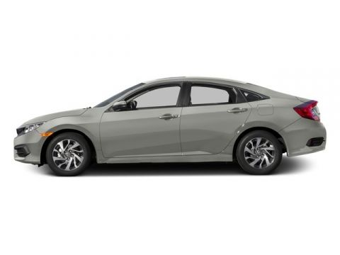 New Honda Civic Sedan EX