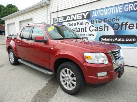 Used Ford Explorer Sport Trac Limited