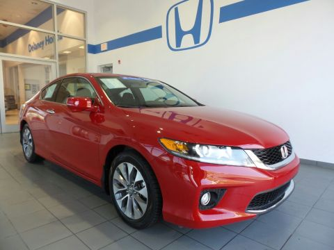 Certified Used Honda Accord Coupe EX