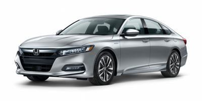 New Honda Accord Hybrid EX