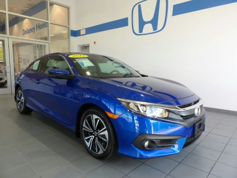 Used Honda Civic Coupe EX-T