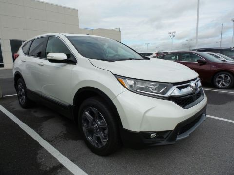 New 2018 Honda CR-V EX-L