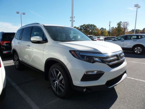 New 2017 Honda Pilot Elite With Navigation & AWD
