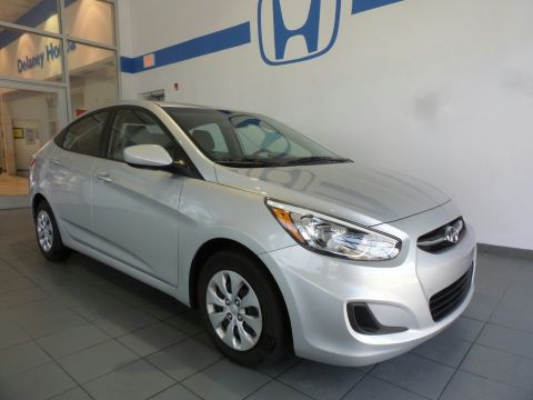 Certified Pre-Owned 2015 Hyundai Accent GLS