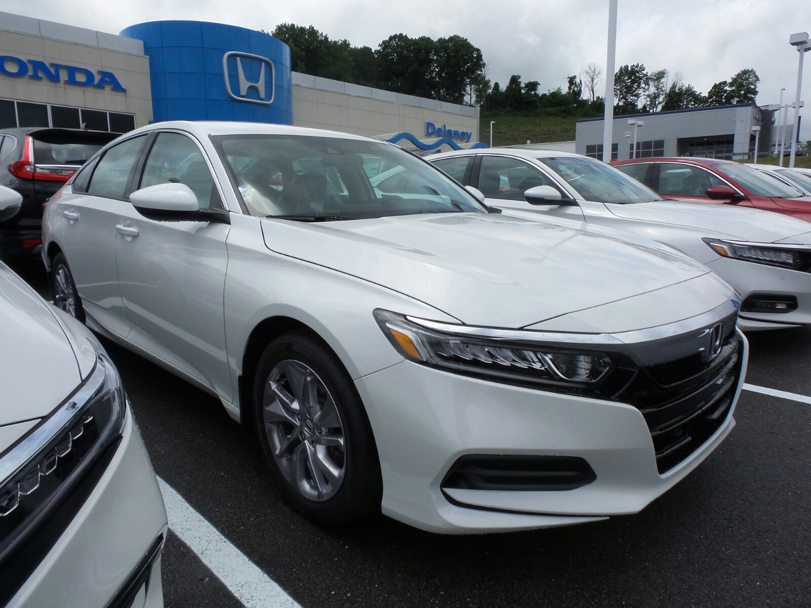 New 2018 Honda Accord Sedan LX 4dr Car in Indiana PA