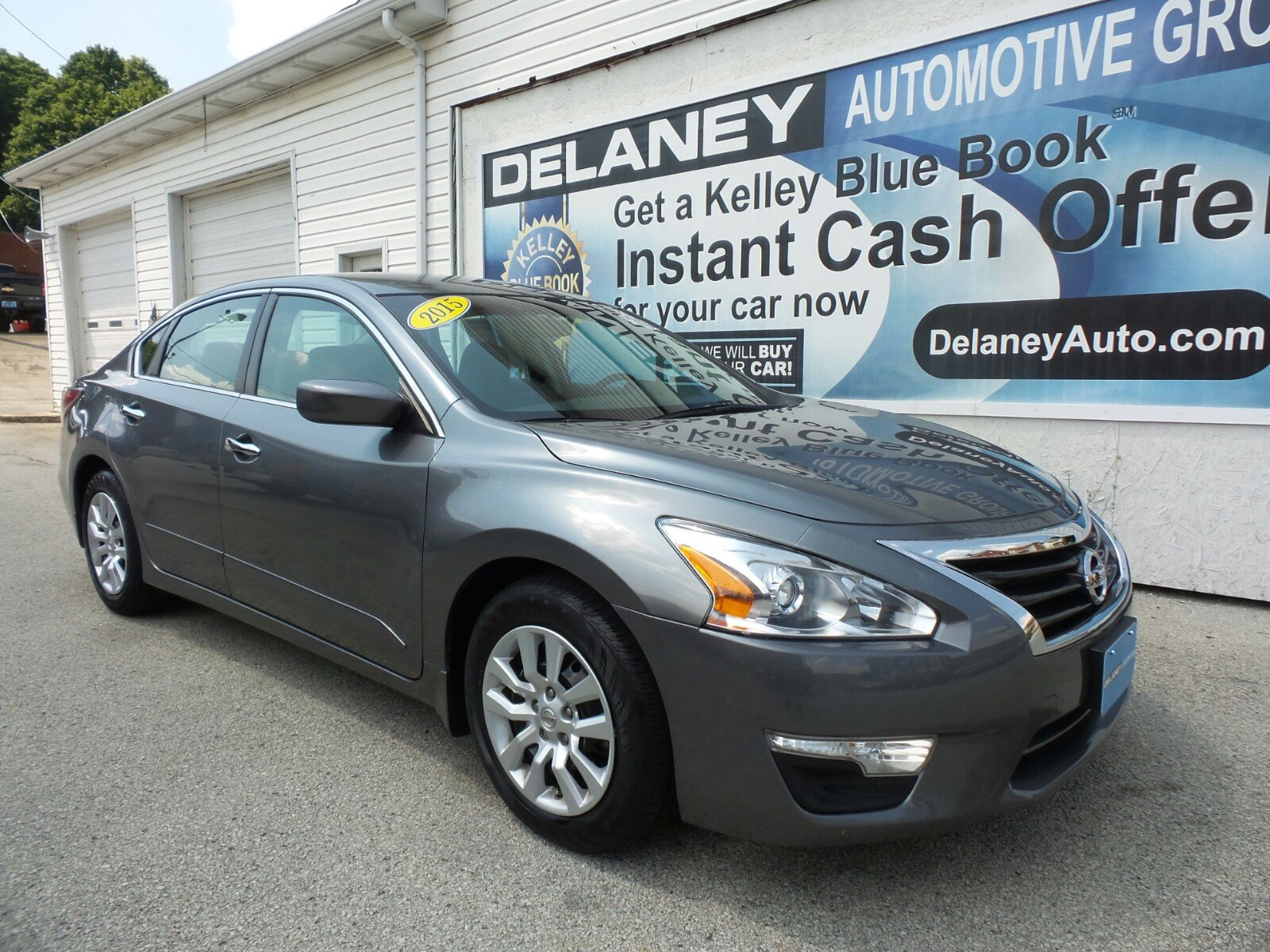 Nissan Altima 2.5 S >> Pre Owned 2015 Nissan Altima 2 5 S 4dr Car In Indiana Pa 36671