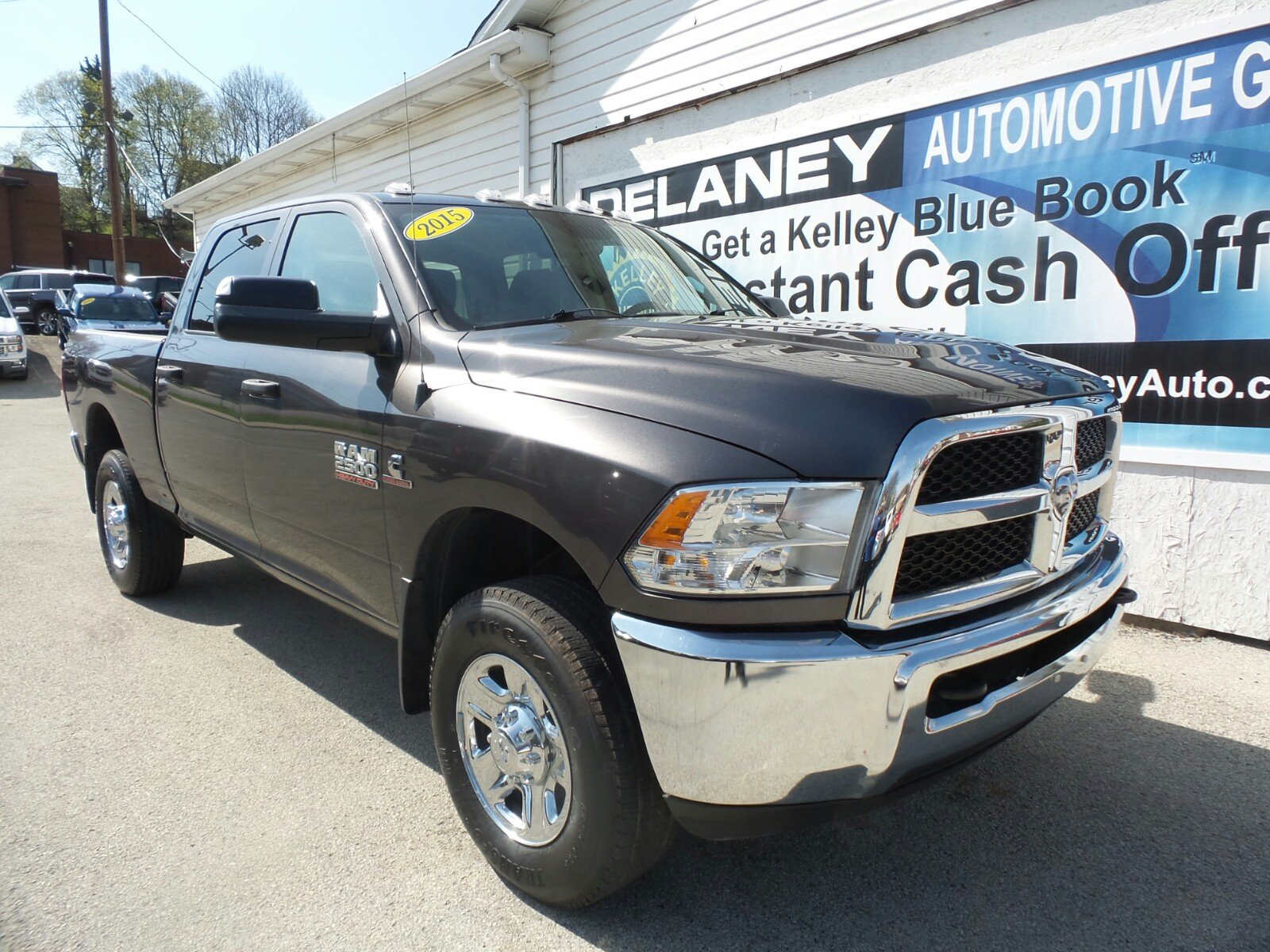 Pre Owned 2015 Ram 2500 Tradesman Crew Cab Pickup in Indiana PA