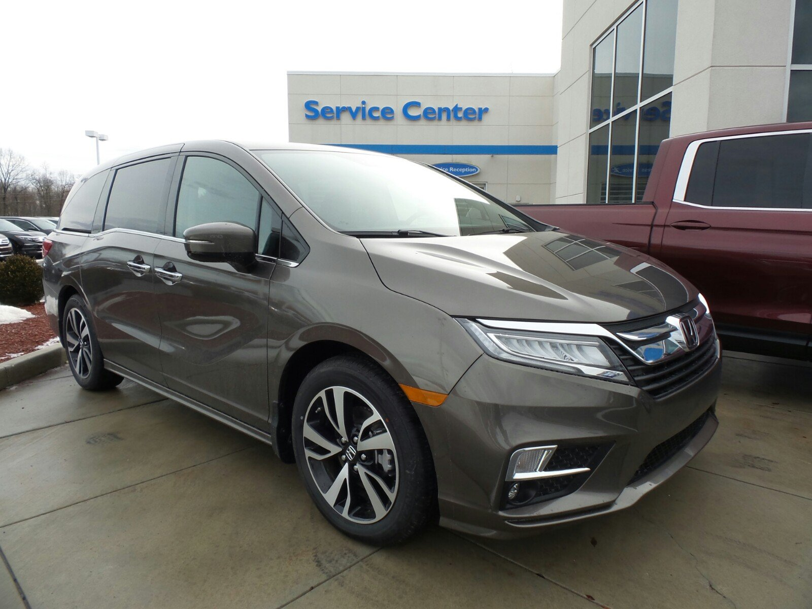 New 2018 Honda Odyssey Elite Mini van Passenger in Indiana PA