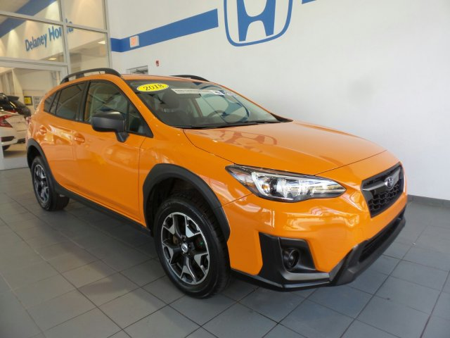 Certified Pre-Owned 2018 Subaru Crosstrek 2.0i