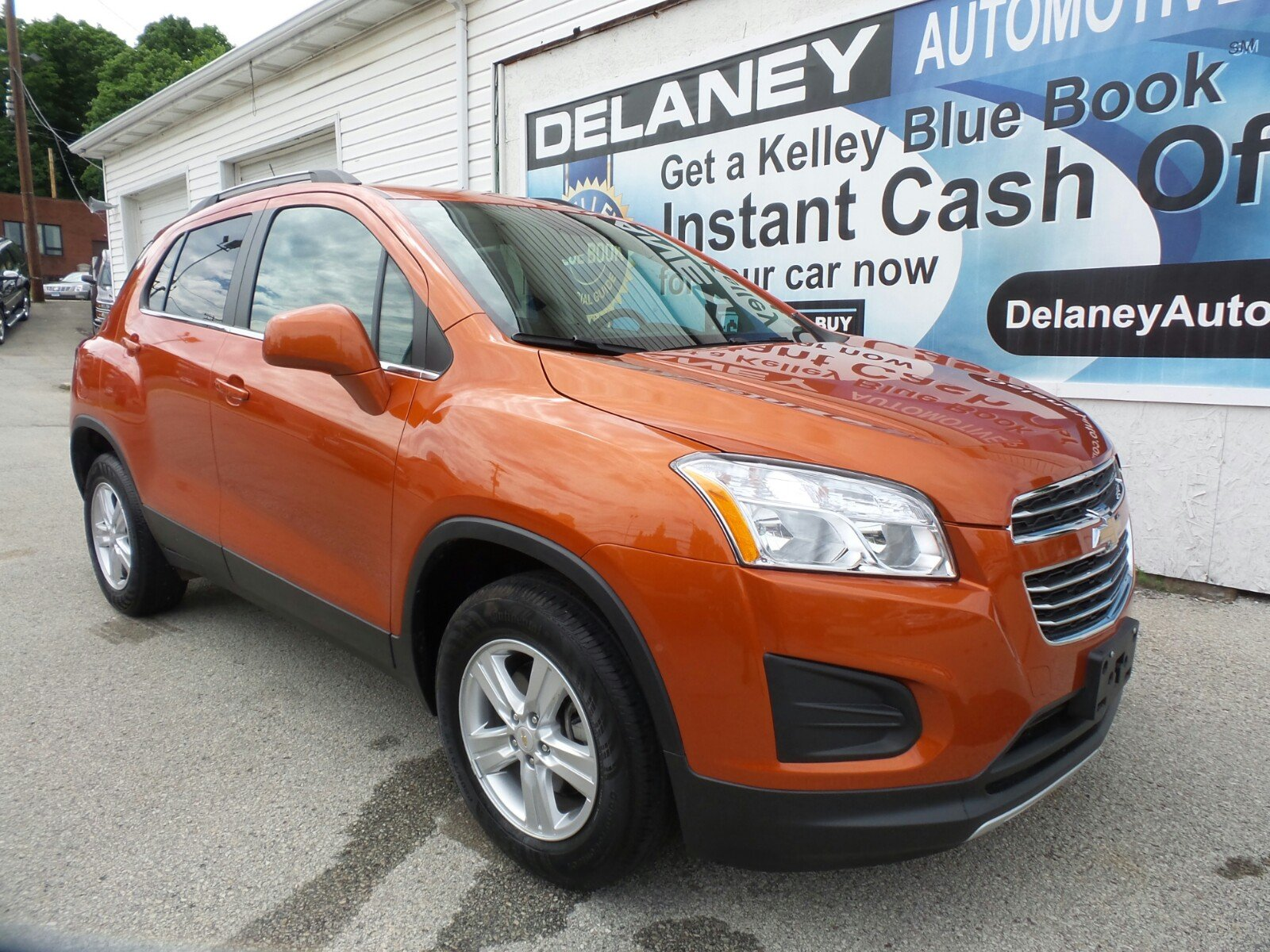 Pre Owned 2016 Chevrolet Trax LT Sport Utility in Indiana PA