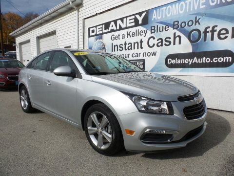Certified Pre-Owned 2016 Chevrolet Cruze Limited LT