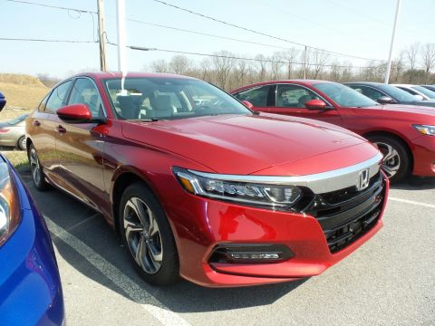 New 2018 Honda Accord Sedan EX-L 1.5T