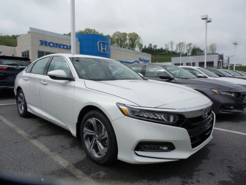 New 2018 Honda Accord Sedan EX-L Navi 1.5T
