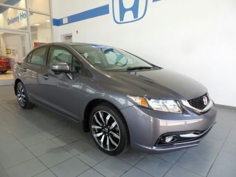 Certified Pre-Owned 2014 Honda Civic Sedan EX-L