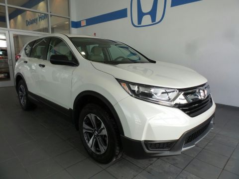 Certified Pre-Owned 2017 Honda CR-V LX
