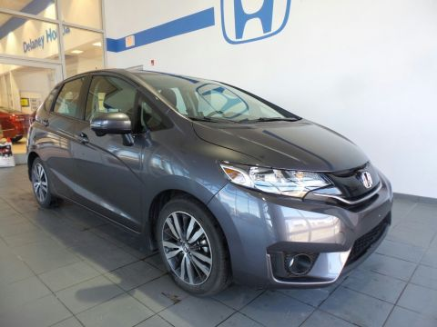Certified Pre-Owned 2015 Honda Fit EX-L
