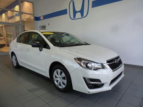 Certified Pre-Owned 2016 Subaru Impreza Sedan 2.0i